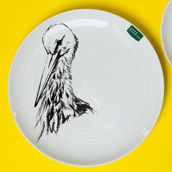maly talerz obiadowy