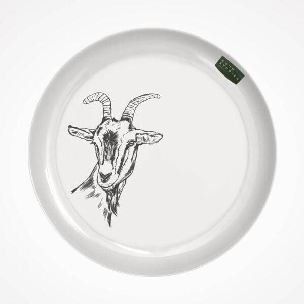 talerze obiadowe