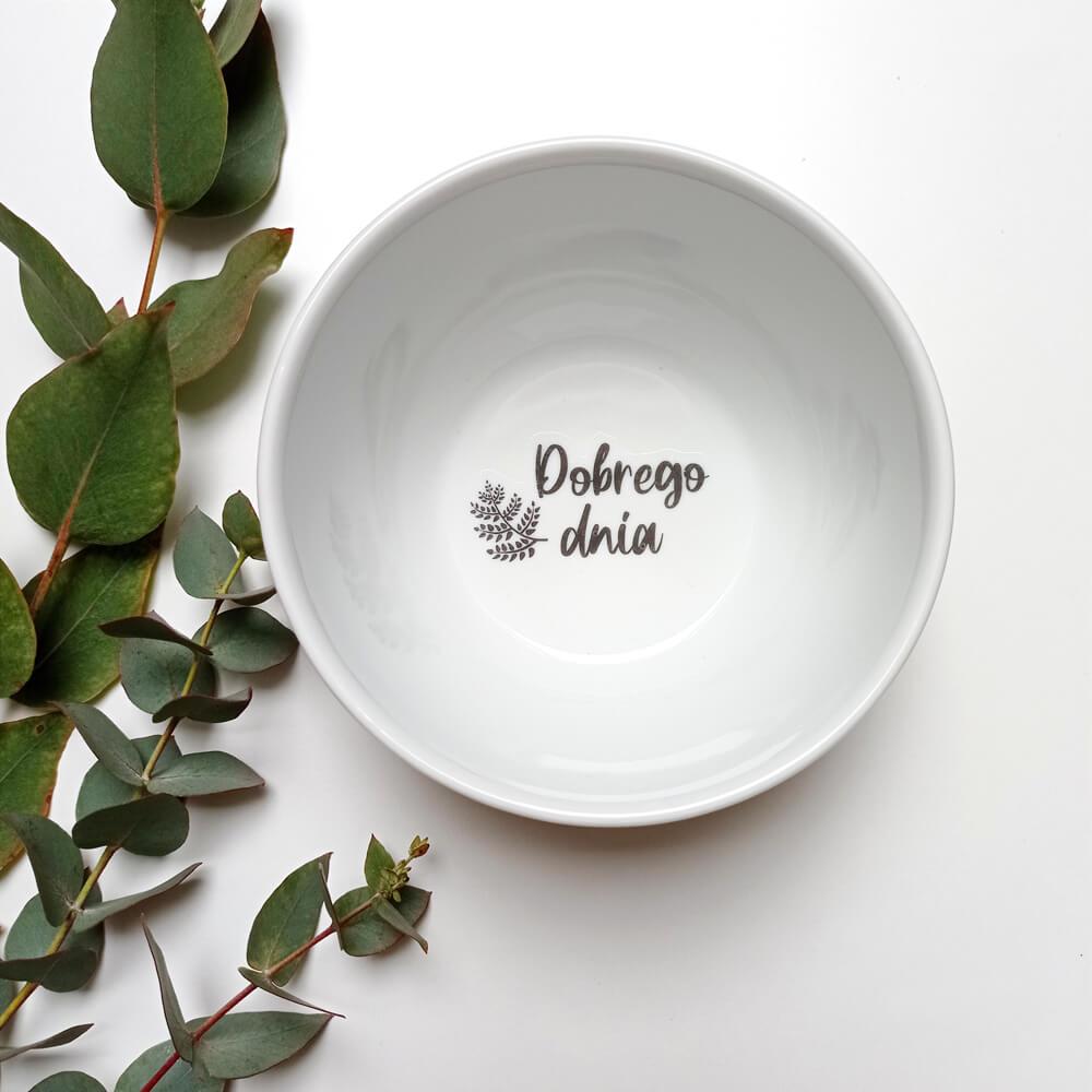 miseczka porcelanowa