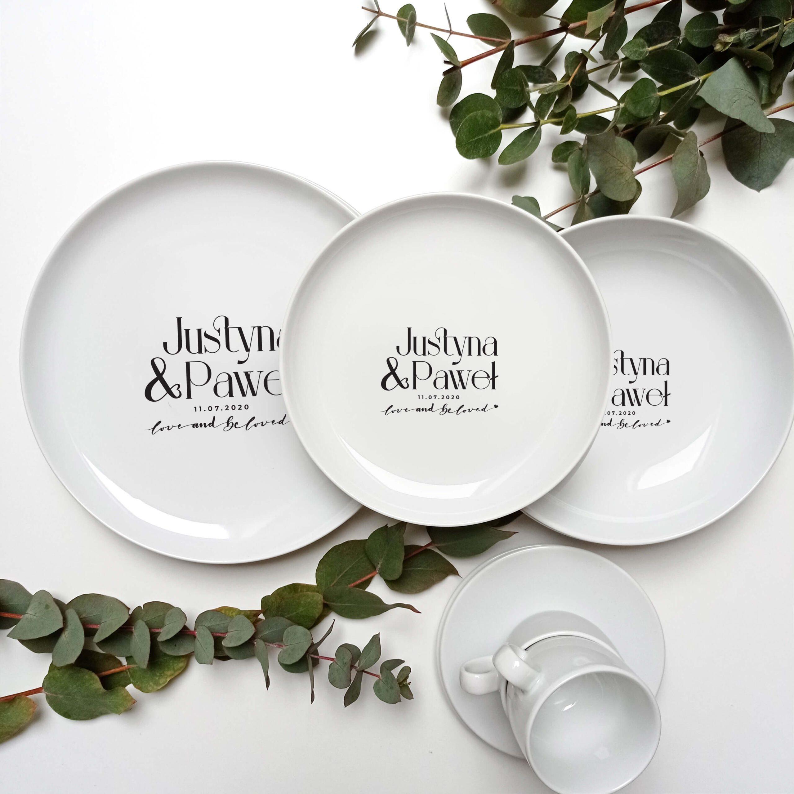 Porcelana na ślub